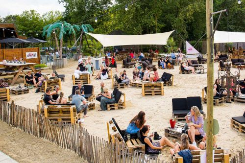 Tropicalia Strandterras 09.08.20 | Beachclub Sunrise (Eindhoven)